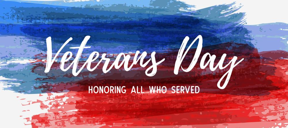 Veterans Day - Agency Closed