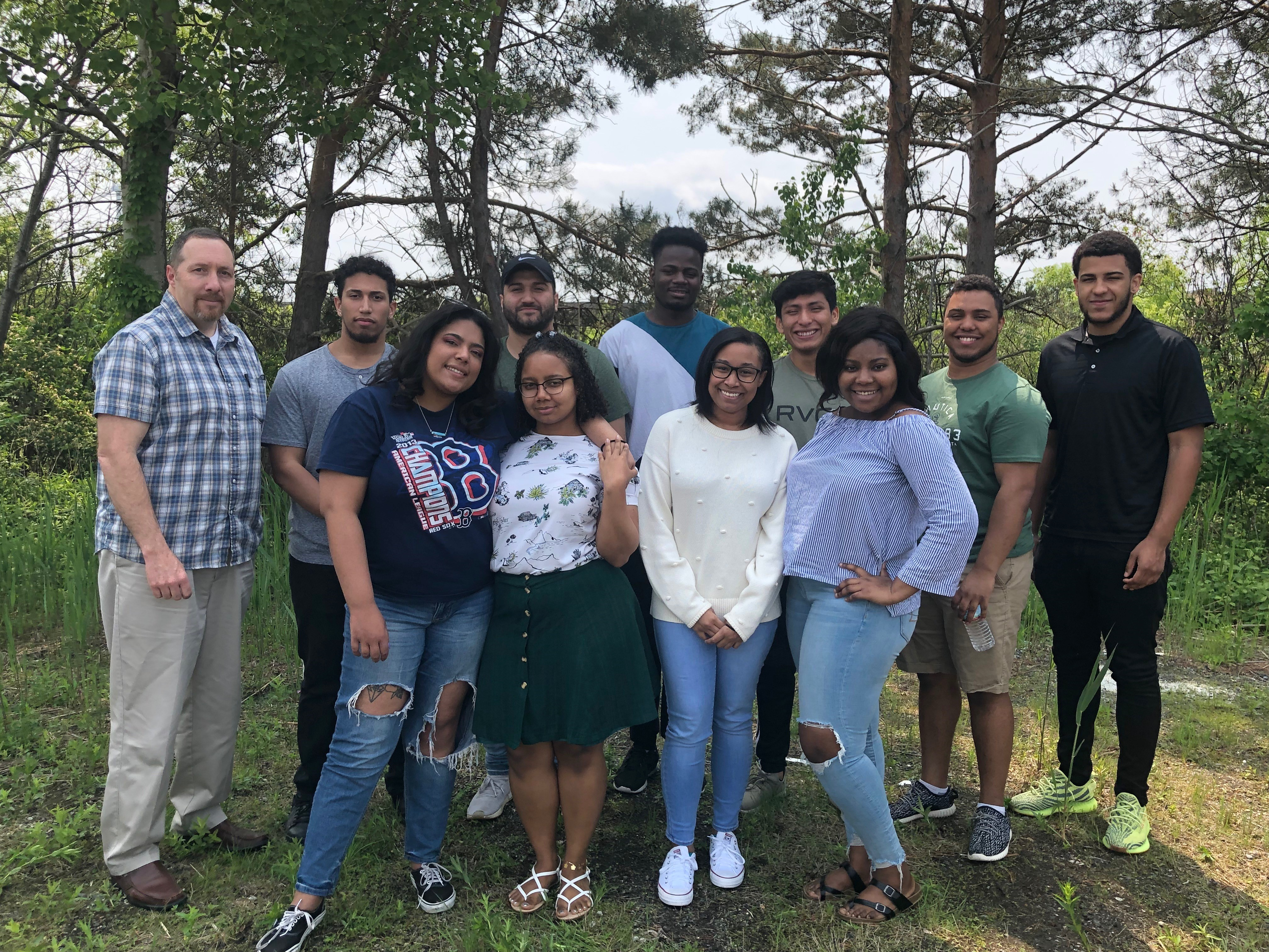 2019 Urban Youth Collaborative Interns