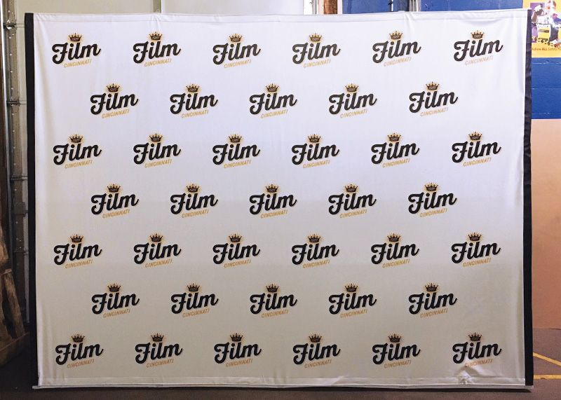 Film Cincinnati Step and Repeat