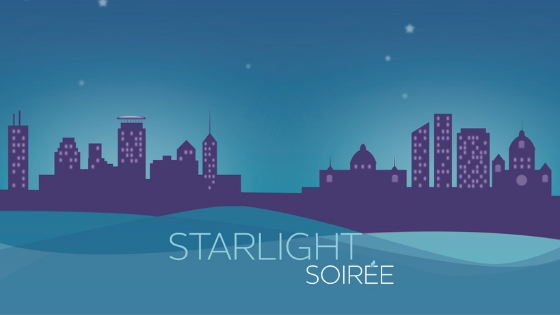 Thank you for making the 10th annual Starlight Soiree such a success!