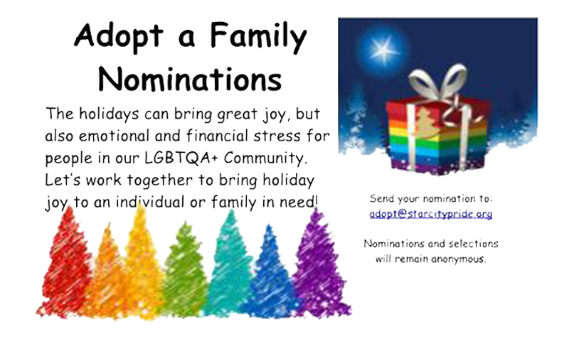 Adopt a Family Nominations!