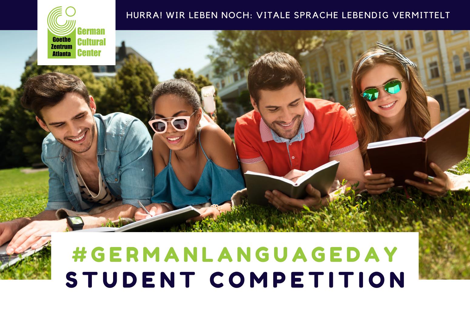 #germanlanguageday Student Competition