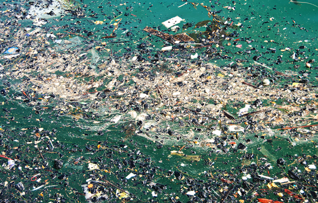 Garbage Patches Explained