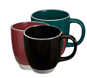 12 oz Ceramic Mugs