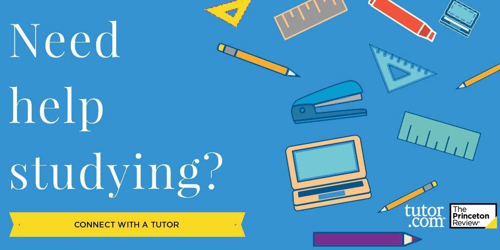 Tutor.com: Online Tutoring Just for You