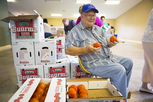Donor Profile: Food Pantry Network of Licking County