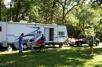 Camp Hunter RV Park