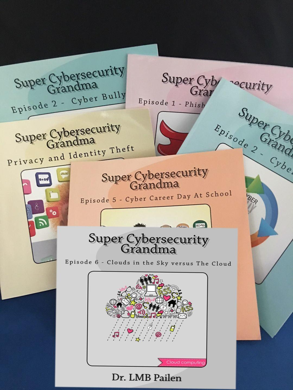 Super Cybersecurity Grandman