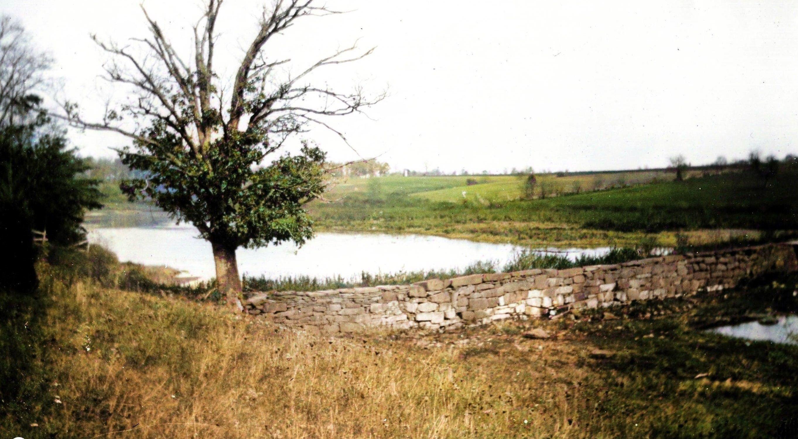 Willoughby Run, Gettysburg, ACHS
