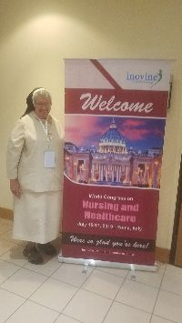 Collaboration Between Felician Sisters and Madonna University Takes Center Stage at World Congress on Nursing and Healthcare