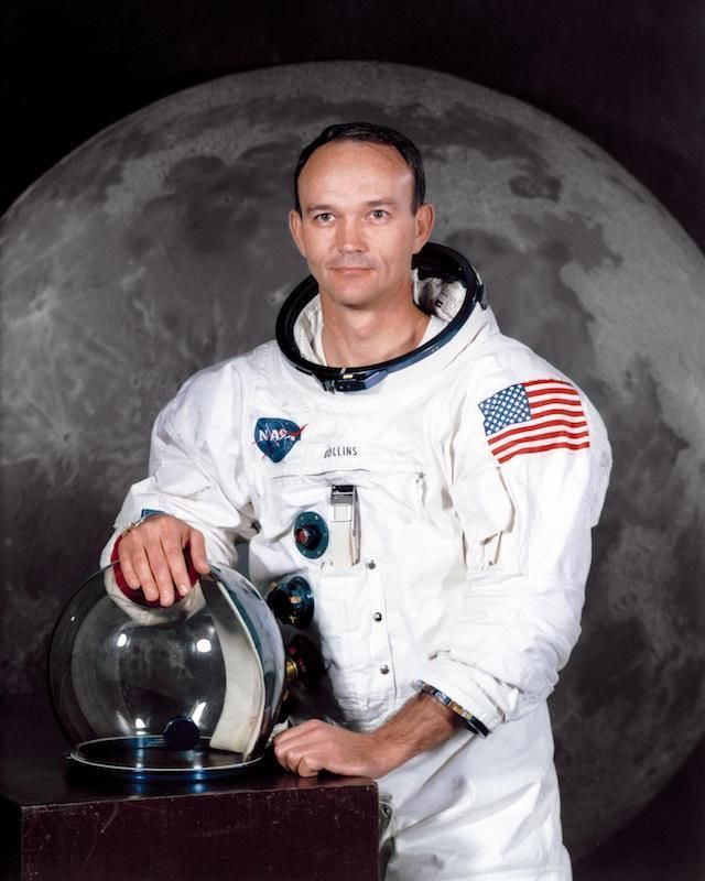 Apollo 11 astronaut Michael Collins has died