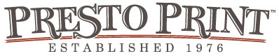 Presto Print Logo