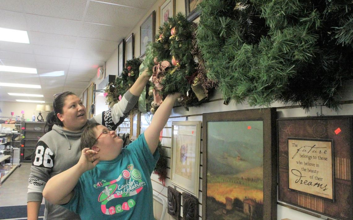 ABLE stores inspire wonder, giving at holidays