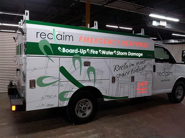 Reclaim Truck 2