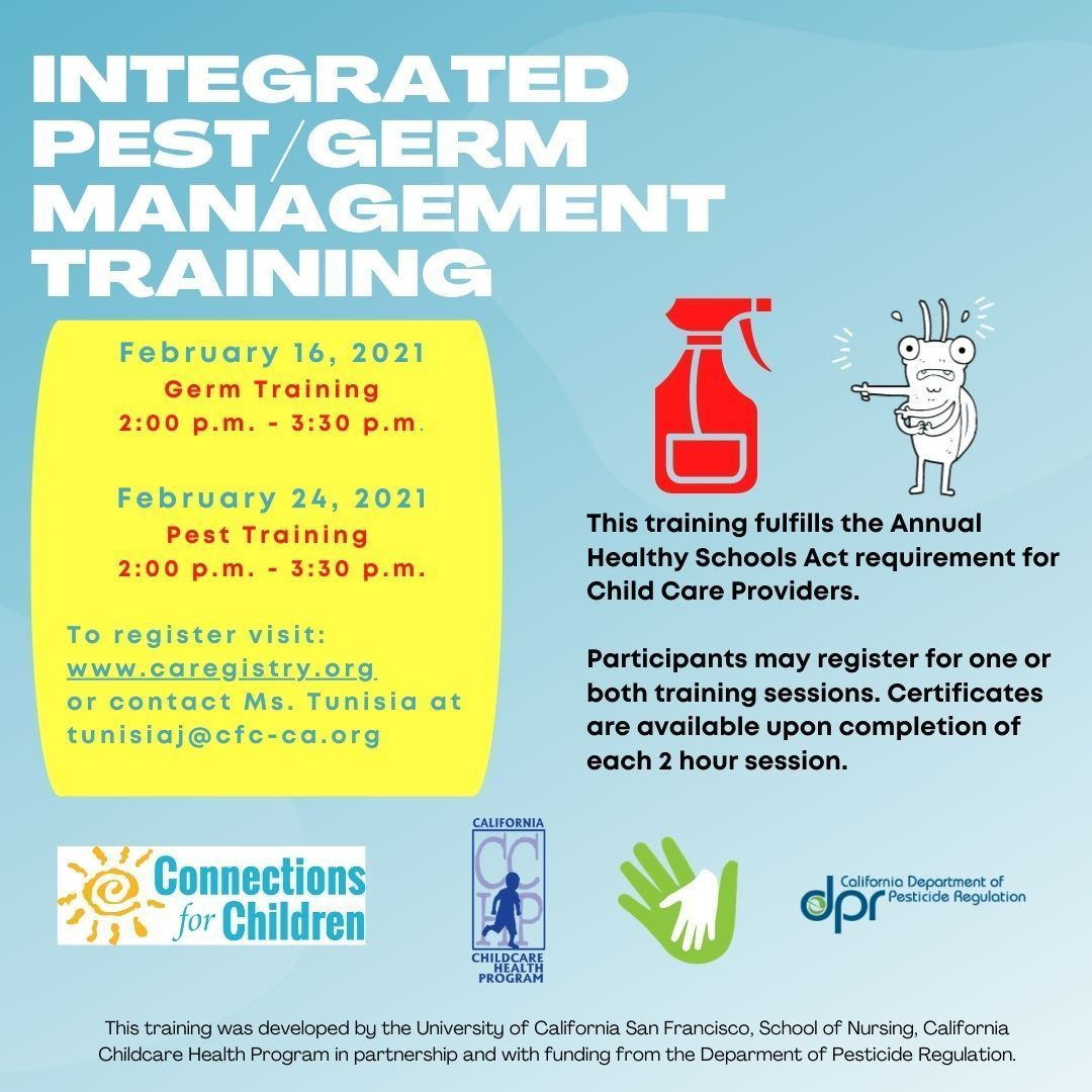 Integrated Germ Management Training
