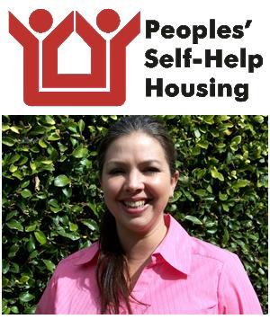 Sarah Cash Named Peoples' Self-Help Housing 2015 Employee of Year