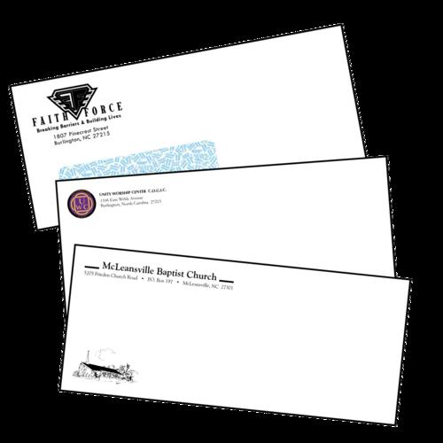 #10 Envelope