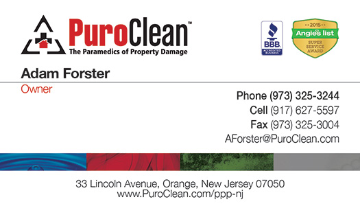 Business Card - PuroClean