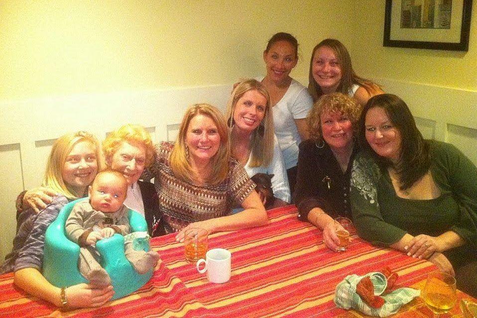 Ladies of the Sherman Clan