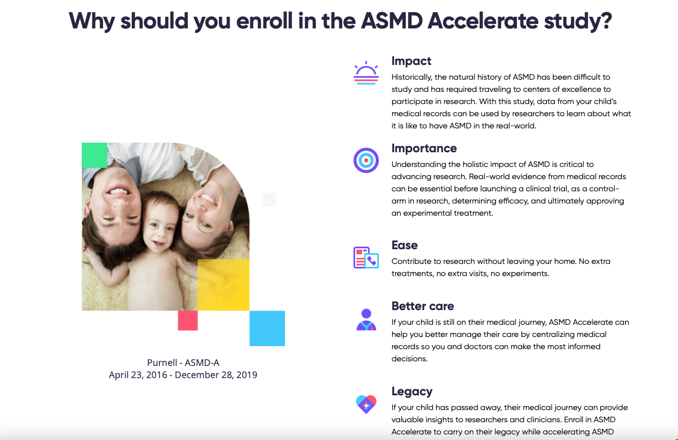 ASMD Accelerate
