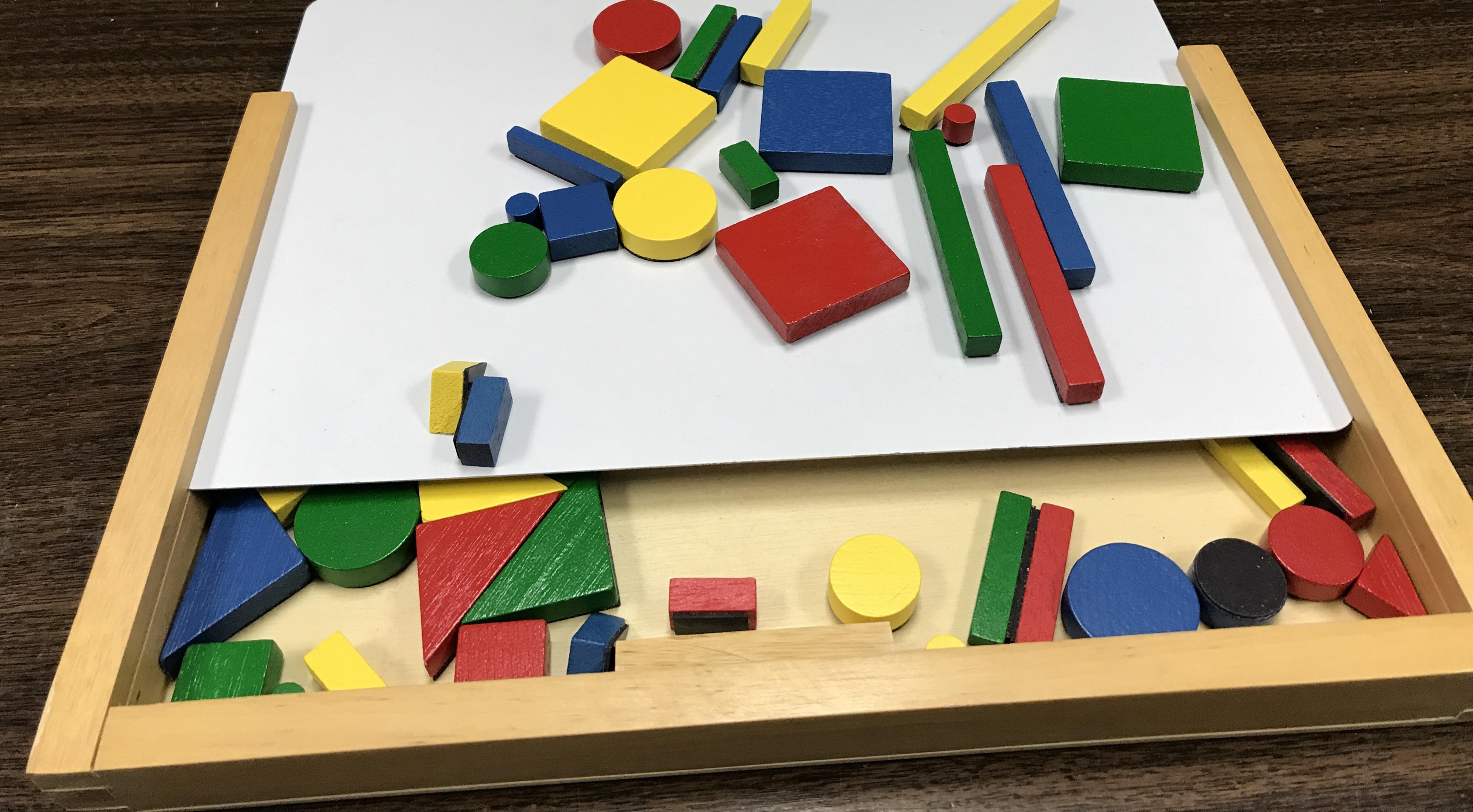 Magnetic Shape Board