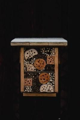Building Bug Hotels with the Allegheny Land Trust