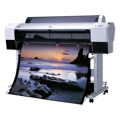 EPSON Stylus Pro 9880 Wide Format Color Printer