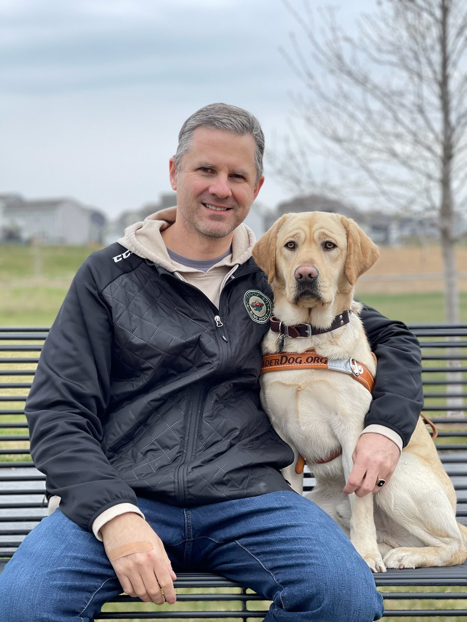 Book: Comets Landing- My First Guide Dog