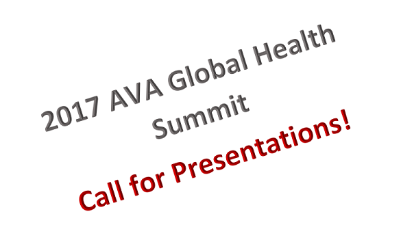 Submit your Proposals for the Global Health Summit in Hong Kong, December 7-8