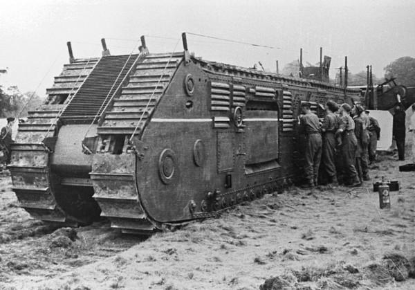 Winston Churchill's Trencher