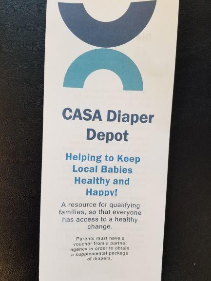 CASA Diaper Depot