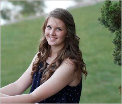Kaci Thane - McGregor High School Graduate