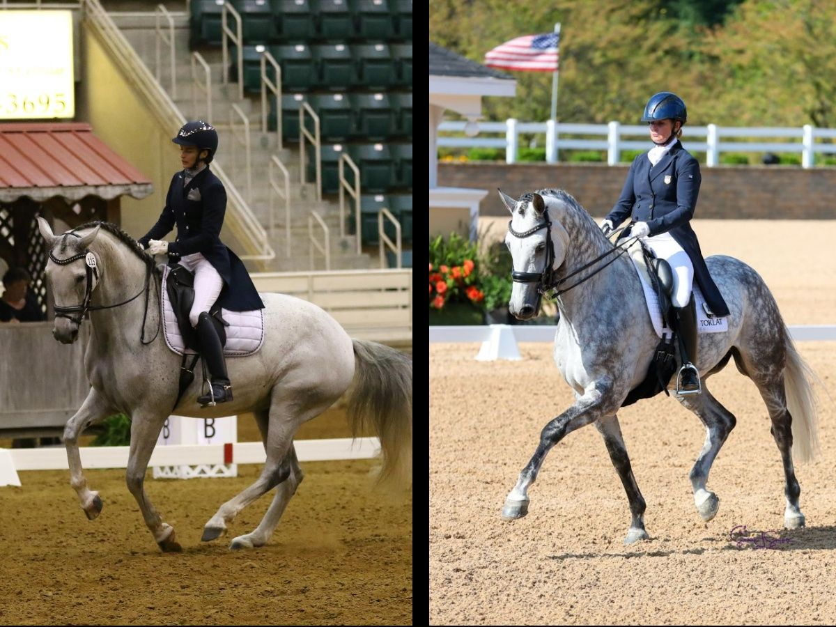 $25,000 Carol Lavell Advanced Dressage Prizes Awarded to Kelly Coyne and Kristina Harrison-Antell