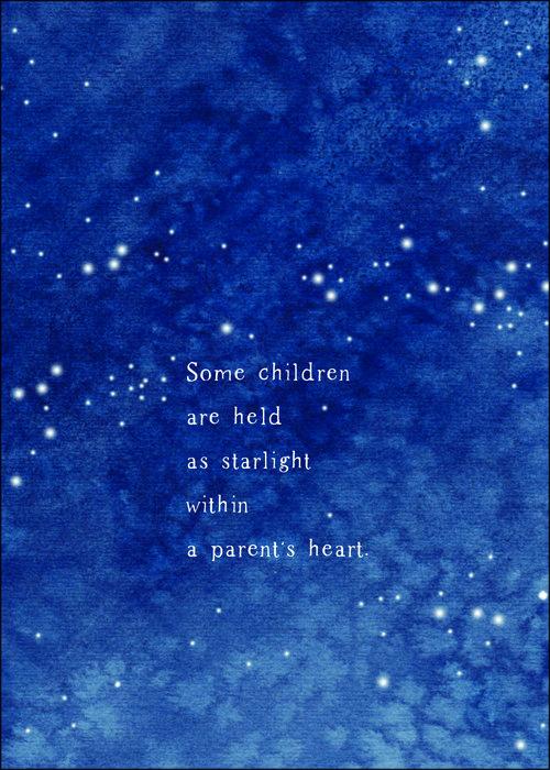 Starlight Notecard