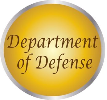 AP-2200 - Carved Plaques of the Seal of the US Department of Defense