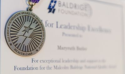 Leadership Excellence Awardees, 2020