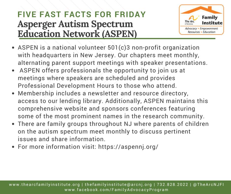Asperger Autism Spectrum Education Network