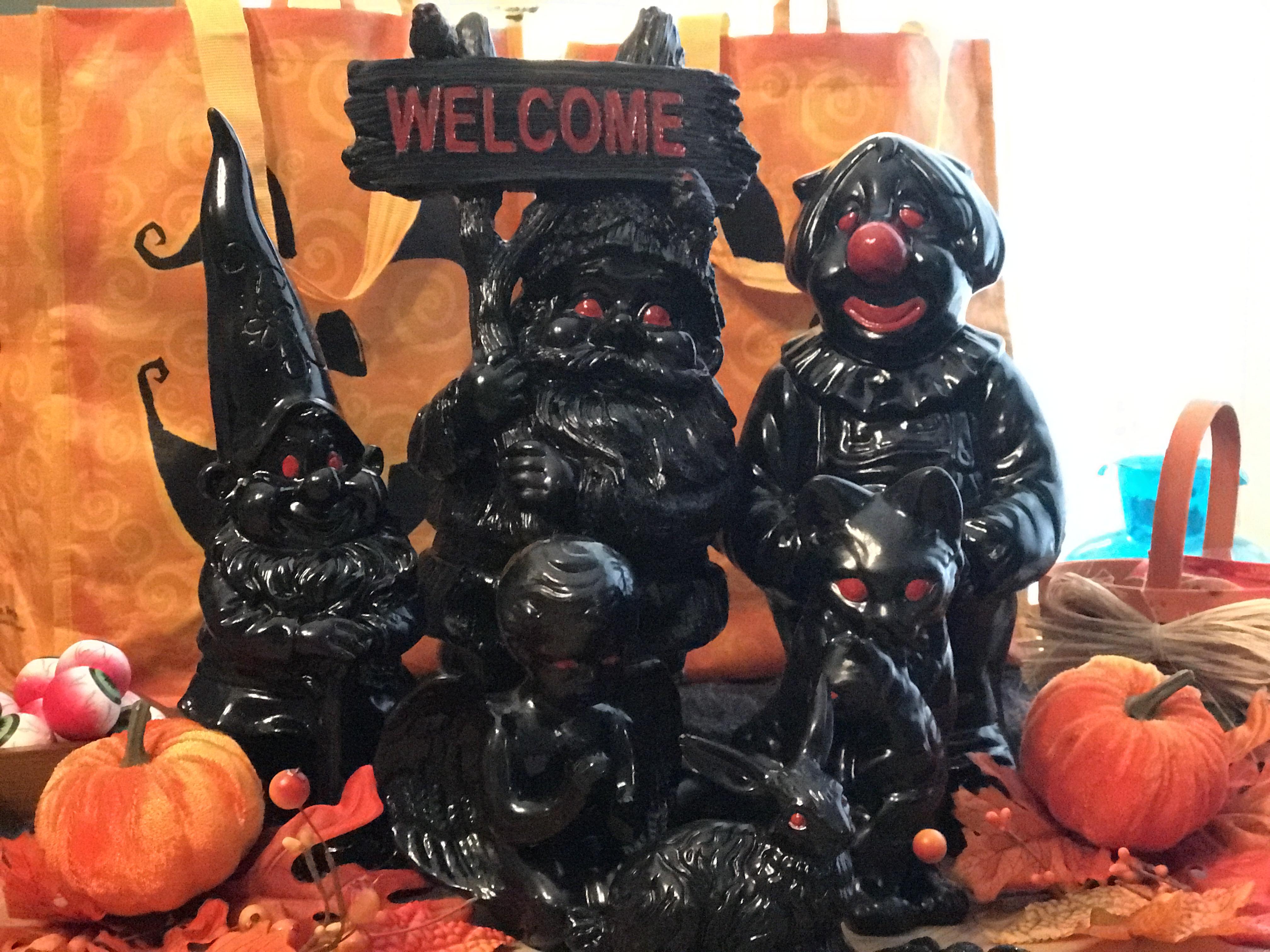 Creepy Figurines