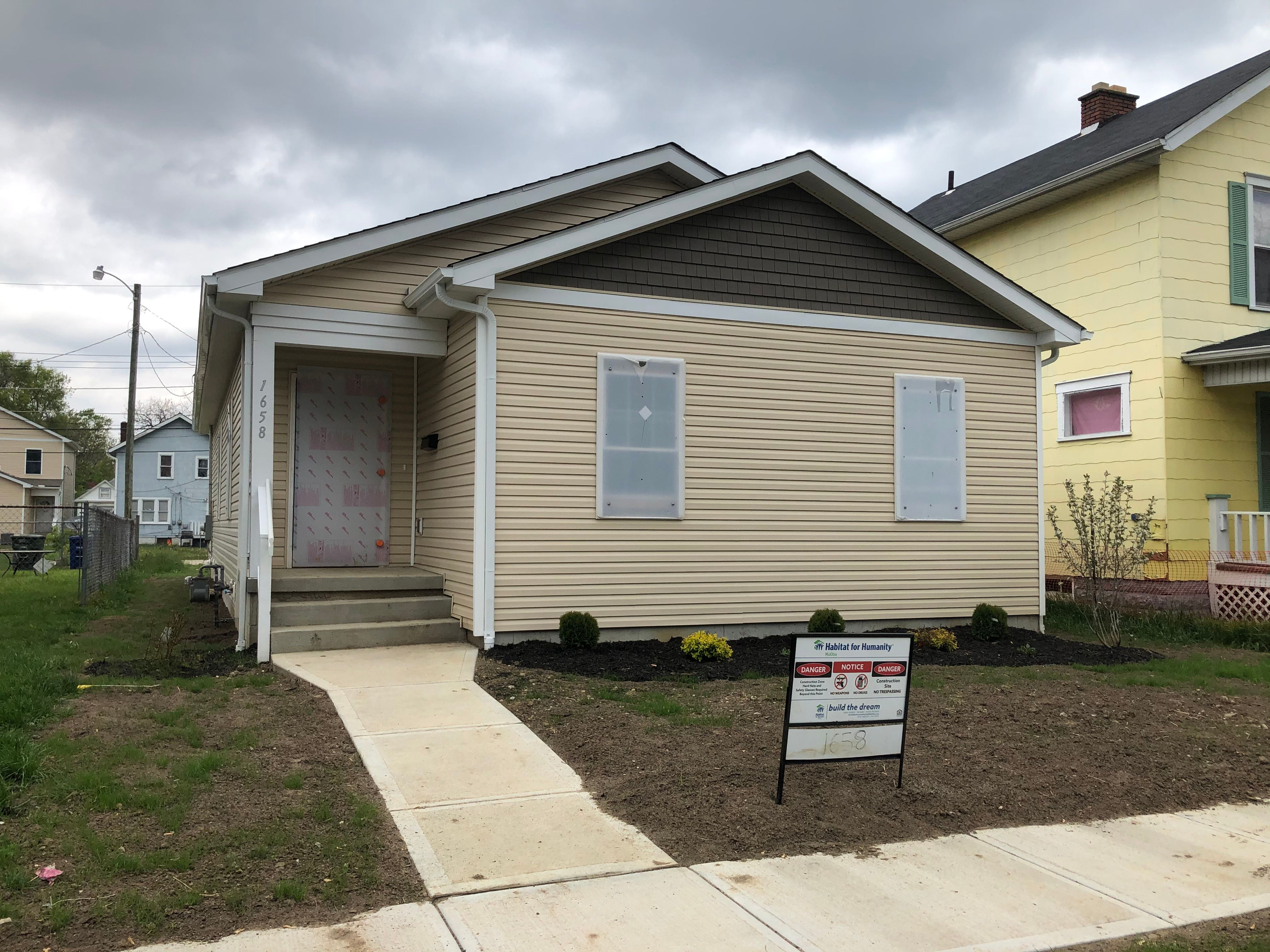 Virtual Home Dedication- 1658 Arlington Ave.
