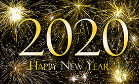 Tips for setting attainable financial New Year's Resolutions for 2020