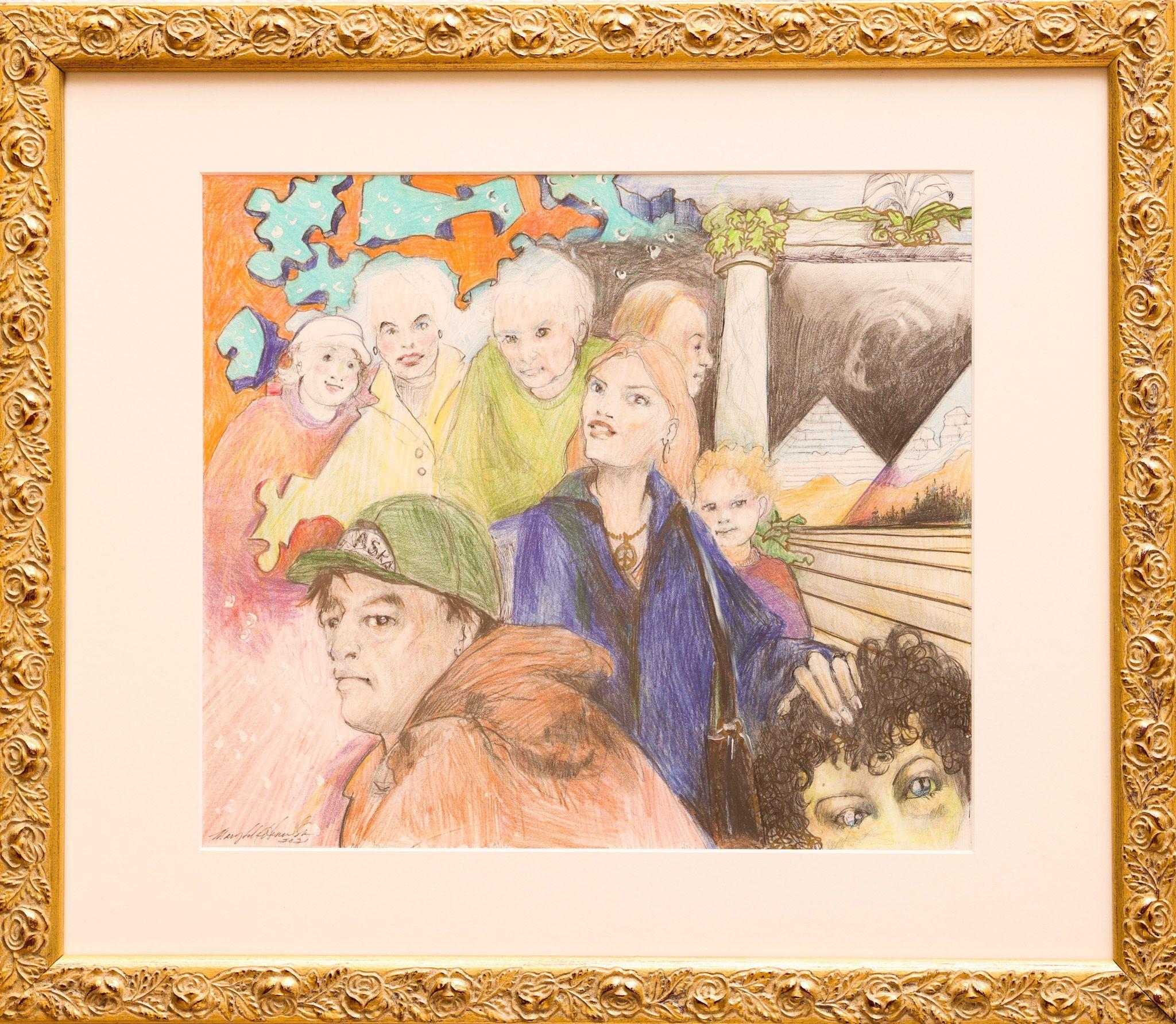 """It's Generational"" - Mary Ida Henrikson"