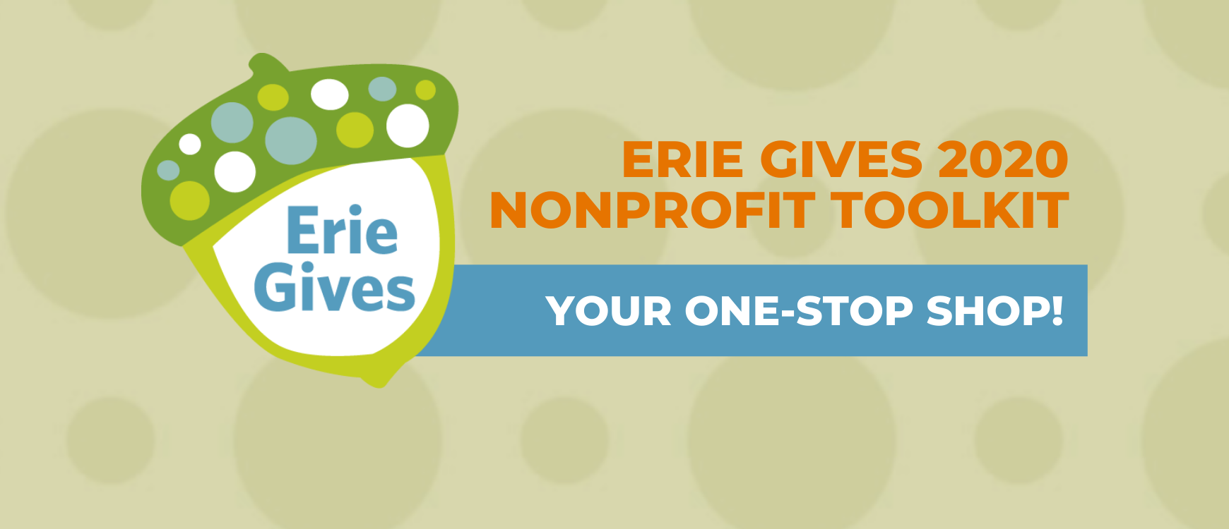 Erie Gives 2020 - A Decade of Generosity!