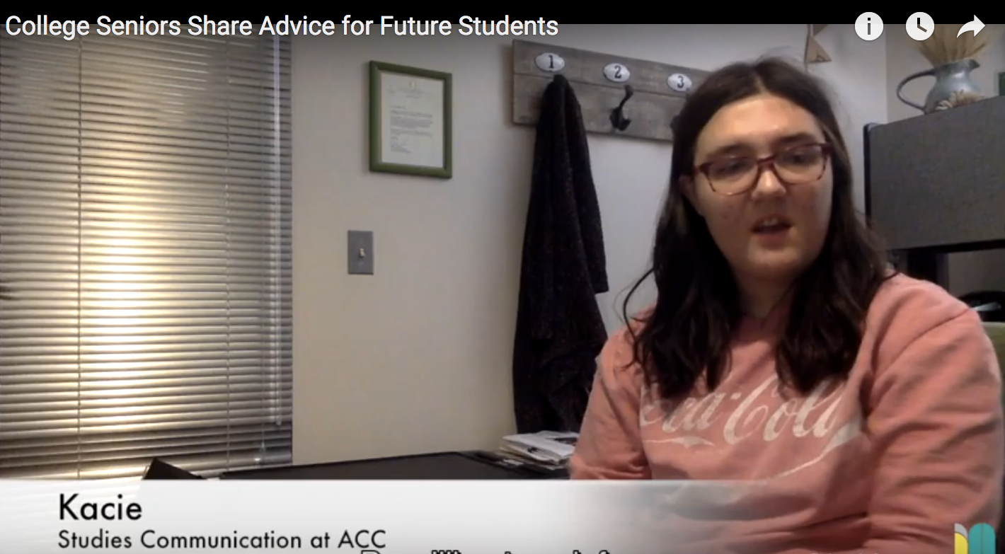 Students Share Advice with Prospective Students