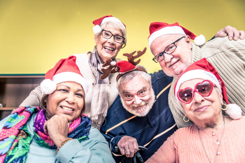 Holiday Senior Social