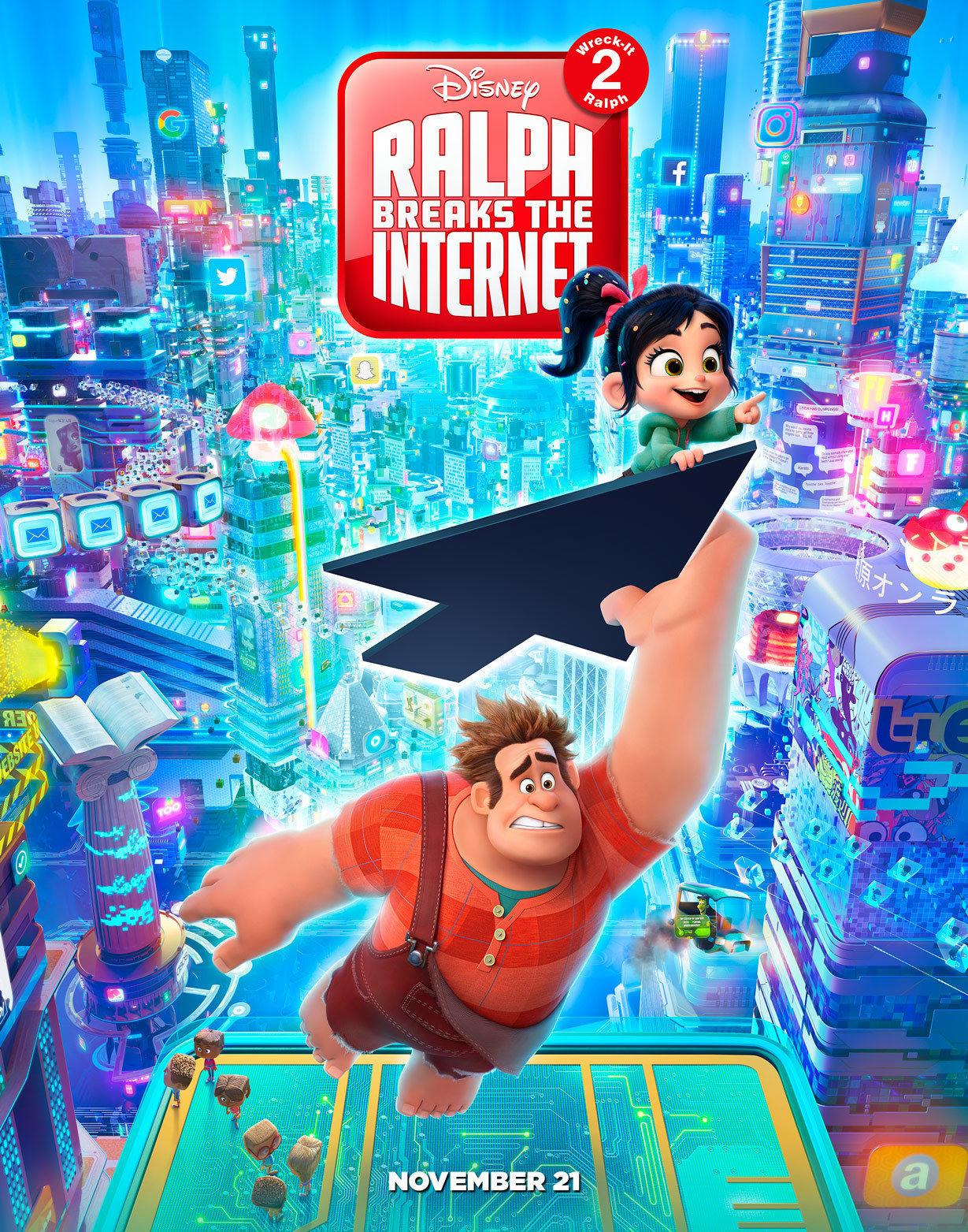 Movie Night: Ralph Breaks the Internet