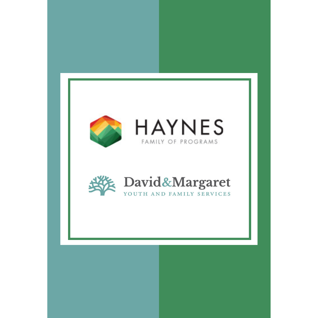 Haynes Family Programs and David & Margaret and Affiliates announce intent to merge!