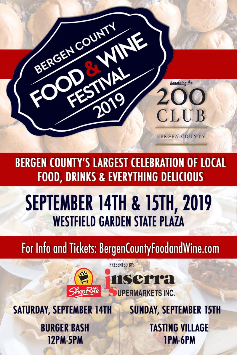 Bergen County Food & Wine Festival 2019