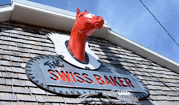 The Swiss Baker