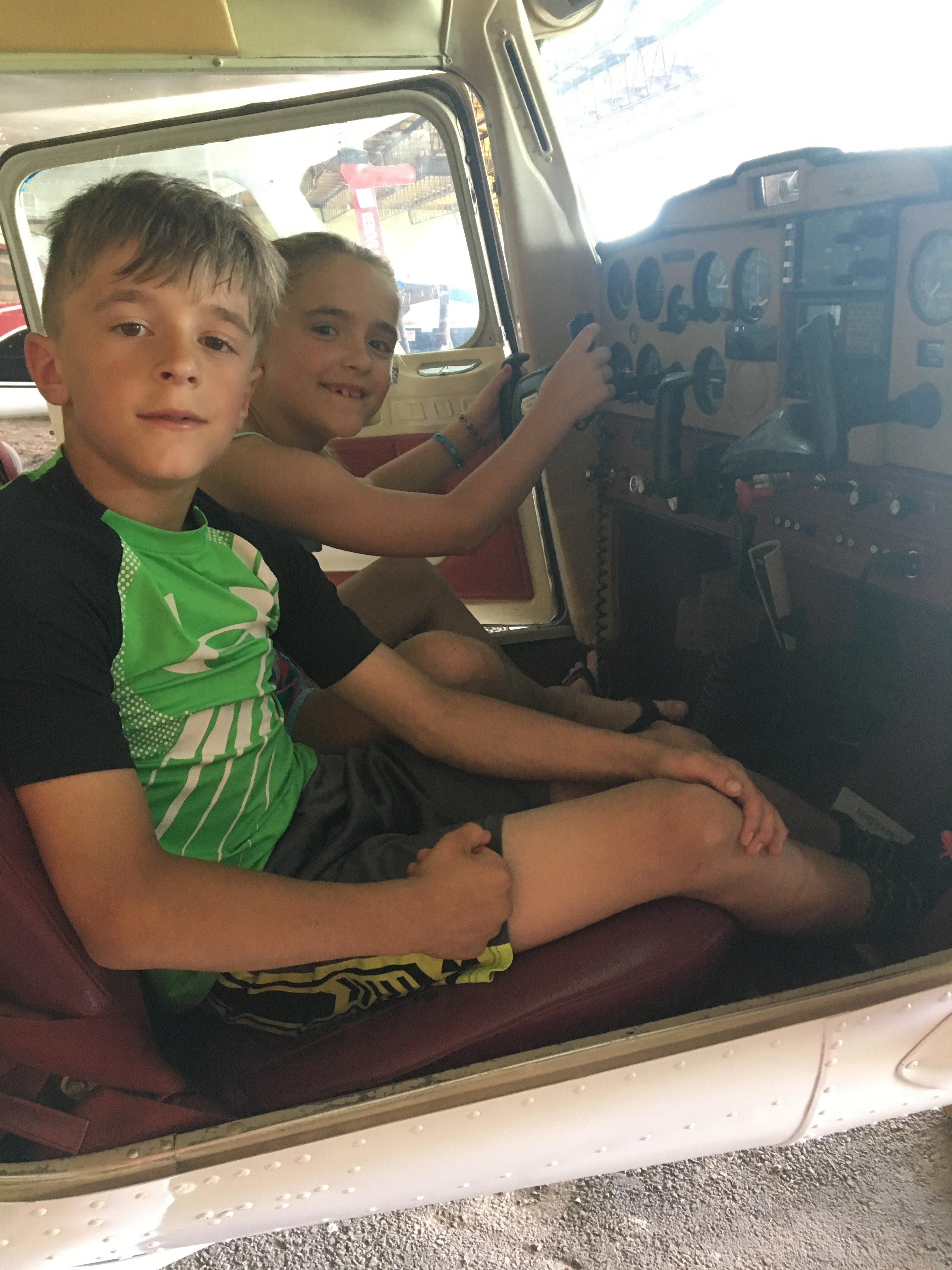 Your small donation to Flying.org will have a big impact- on kids and general aviation!