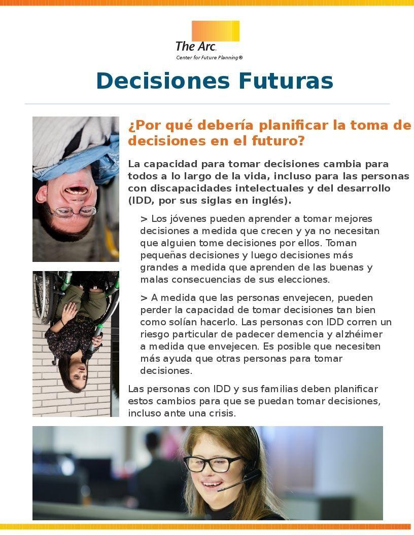 Future Decisions (Decisiones Futuras)